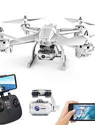 abordables -RC Drone XINGYUCHUANQI S6 RTF 4 Canaux 6 Axes 2.4G Avec Caméra HD 5.0 1080P Quadri rotor RC Retour Automatique / Mode Sans Tête / Accès En Temps Réel D3634 Quadri rotor RC / Télécommande / Caméra