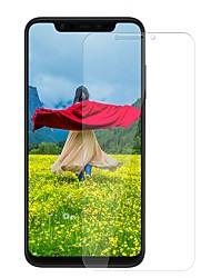 economico -Proteggi Schermo per XIAOMI Xiaomi Mi 8 Vetro temperato 1 pezzo Proteggi-schermo frontale Durezza 9H / Anti-graffi