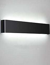 Недорогие -Защите для глаз LED / Модерн Настенные светильники / Освещение ванной комнаты Гостиная / Спальня Металл настенный светильник IP20 AC100-240V 24 W