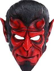 cheap -Holiday Decorations Halloween Decorations Halloween Masks Party / Cool Dark Red 1pc