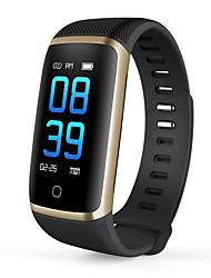 Недорогие -Q16 Умный браслет Android iOS Bluetooth Спорт Водонепроницаемый Пульсомер Измерение кровяного давления Сенсорный экран / Длительное время ожидания / Педометр / Напоминание о звонке