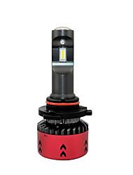 Недорогие -Factory OEM 2pcs 9005 Автомобиль Лампы 2 Светодиодная лампа Внутреннее освещение Назначение Универсальный / Volvo / Volkswagen