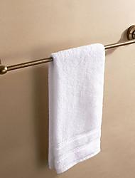 abordables -Barre porte-serviette Design nouveau / Cool Moderne Laiton 1pc Barre à 1 serviette Montage mural