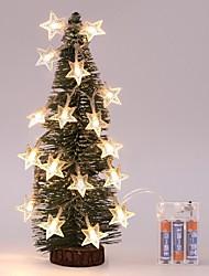 Недорогие -3m 20led светодиодные огни гирлянды для рождественской свадьбы