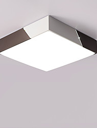 cheap -Flush Mount Downlight - Eye Protection, Creative, New Design, 220-240V, Warm White / White, LED Light Source Included