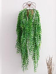 Недорогие -Искусственные Цветы 1 Филиал Классический Простой стиль / Пастораль Стиль Pастений Цветы на стену