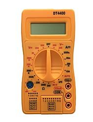 Недорогие -4400 lcd портативный цифровой мультиметр, используемый для дома и автомобиля