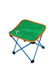 cheap -BEAR SYMBOL Camping Folding Chair Outdoor Lightweight, 7075 Aluminium Alloy, Folding Plastics, 7075 Aluminium, 1680D Polyester for Fishing / Camping - 1 person Green