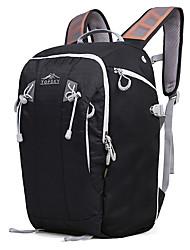 Недорогие -35 L Рюкзаки - Пригодно для носки, Воздухопроницаемость На открытом воздухе Пешеходный туризм, Походы, Путешествия Черный, Синий