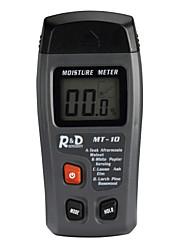 Недорогие -р&d mt-10 цифровой измеритель влажности древесины / тестер