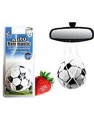 Недорогие -Rammantic Очистители воздуха для авто Общий / Украшение Автомобильные духи ПУ (полиуретан) / Масло Удалить необычный запах / Ароматическая функция