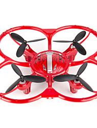 baratos -RC Drone IDEA3 RTF 6 Canais 6 Eixos 2.4G Com Câmera HD 2 720 Quadcópero com CR FPV / Retorno Com 1 Botão / Modo Espelho Inteligente Quadcóptero RC / Controle Remoto / 1 Cabo USB / Vôo Invertido 360°