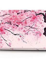 Недорогие -MacBook чехол цветок ПВХ чехол для Apple MacBook Air Pro Retina 11 12 13 15 чехол для ноутбука чехол для MacBook New Pro 13,3 15 дюймов с сенсорной панелью