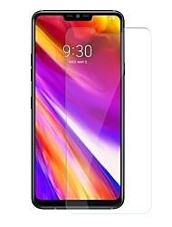 economico -Proteggi Schermo per LG LG G7 ThinQ Vetro temperato 1 pezzo Proteggi-schermo frontale Durezza 9H / Estremità angolare a 2,5D / Anti-graffi