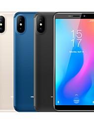 """Недорогие -HOMTOM C2 5.5 дюймовый """" 4G смартфоны (2GB + 16Гб 2 mp / 8 mp MediaTek MT6739 3000 mAh mAh) /  двойной фотоаппарат"""