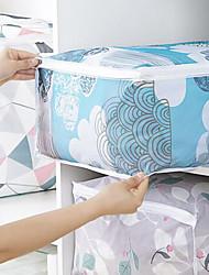 baratos -PVC Retângular Teste padrão geométrico / Adorável Casa Organização, 1pç Sacos de Armazenamento / Gavetas
