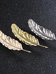 baratos -Homens Estilo vintage / Fashion Broches - Leão Vintage, Fashion, Formais Broche Dourado / Prata / Dourado / Rosa Para Diário / Feriado