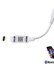 Недорогие -1шт WiFi / Управление музыкой ABS + PC Контроллер для светодиодной полосы света