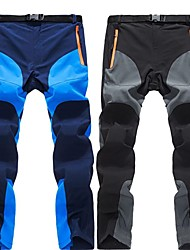cheap -Men's Hiking Pants Outdoor Windproof, Lightweight, Fast Dry Bottoms Hiking / Outdoor Exercise / Camping / Stretchy