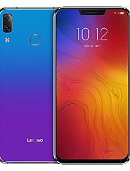"""Недорогие -Lenovo Lenovo Z5 6.2 дюймовый """" 4G смартфоны (6GB + 128Гб 8 mp / 16 mp Snapdragon 636 3300 mAh mAh)"""