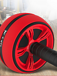 Недорогие -Ab Wheel Roller / Оборудование для тренировки брюшной полости С Защита коленей Антипробуксовочная, Удобный, Прочный Основная подготовка, Потеря веса, Контейнер для живота Эластотермопласт, PP