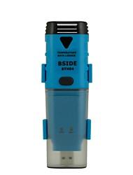 baratos -bside bth04 usb gravador de dados de temperatura de alta precisão / portátil instrumento de medição de temperatura ambiental