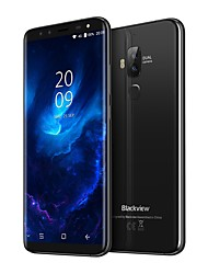 "abordables -Blackview S8 5.7 pouce "" Smartphone 4G (4GB + 64GB 13 mp MediaTek MT6750T 2950 mAh mAh)"