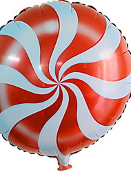 Недорогие -Воздушные шары Круглые Творчество Вечеринка Декорации для вечеринок 1шт