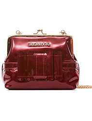 cheap -Bag Bag Stylish Elegant Women's Red / Ivory / Golden Lolita Accessories Solid Color Vintage Bag PU Leather / Polyurethane Leather Halloween Costumes