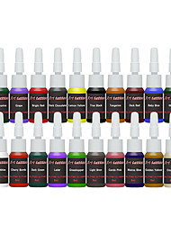 cheap -DAYPAL Tattoo Ink 21*30 ml Professional - Baby Blue / Bright Orange / Cherry Bomb