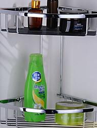 Недорогие -Держатель для полотенец / Полка для ванной Многослойный / Новый дизайн Modern Алюминий 1шт Двуспальный комплект (Ш 200 x Д 200 см) На стену