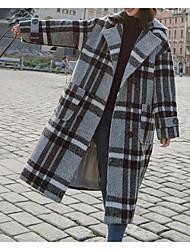 olcso -Alkalmi Bubigallér Női Kabát - Színes
