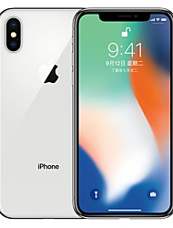 billiga -Apple iPhone X A1865 5.8 tum 256GB 4G smarttelefon - renoverade(Silver)