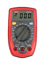 Недорогие -универсальный цифровой мультиметр uni-t ut33b, измерение тока