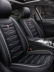 Недорогие -ODEER Чехлы на автокресла Чехлы для сидений Черный / Белый текстильный / Искусственная кожа Общий Назначение Универсальный Все года Все модели