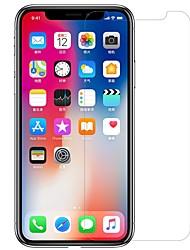Недорогие -протектор экрана nillkin для яблока iphone xs / iphone x домашнее животное 1 шт передний& back protector high definition (hd) / ультра тонкий / царапины