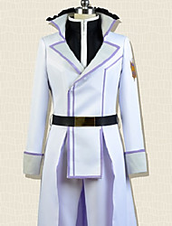 cheap -Inspired by Re:Zero Starting Life in Another World Cosplay Anime Cosplay Costumes Cosplay Suits Simple Coat / Top / Pants For Women's Halloween Costumes
