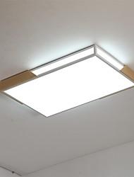 cheap -QIHengZhaoMing Flush Mount Ambient Light 110-120V / 220-240V, Warm White / Cold White, LED Light Source Included