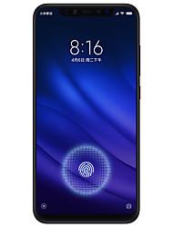 """Недорогие -Xiaomi Mi8 pro CN 6.21 дюймовый """" 4G смартфоны (6GB + 128Гб 12 + 12 mp Snapdragon 845 3000 mAh mAh)"""