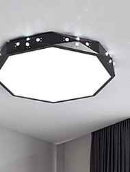 cheap -Circular Flush Mount Ambient Light - Tri-color, 220-240V, Warm White+White, LED Light Source Included