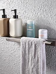 Недорогие -Полка для ванной Новый дизайн Современный Нержавеющая сталь / железо 1шт На стену