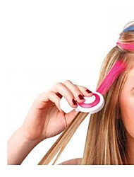 baratos -Tintura de cabelo temporária colorido em pó giz de cabelo para a pintura da cor do cabelo pastel bar jantar
