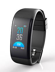 Недорогие -DB11 Умный браслет Android iOS Bluetooth Водонепроницаемый Измерение кровяного давления Сенсорный экран Израсходовано калорий Длительное время ожидания / Педометр / Напоминание о звонке