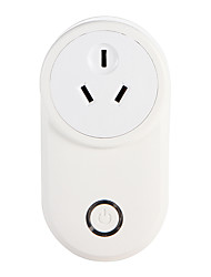 cheap -WETO W-T03 AU WiFi Smart Plug for Smart Home Remote Control Works With Alexa Google Home Timer Socket for iOS Android