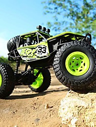 baratos -Carro com CR XR8212 Monster Truck TITANFOOT 2.4G Jipe (Fora de Estrada) / Rock Climbing Car / Off Road Car 1:20 Electrico Escovado 7 km/h Húmido / Mini / Controlo Remoto