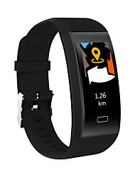 Недорогие -KUPENG TF6 Умный браслет Android iOS Bluetooth Спорт Водонепроницаемый Пульсомер Измерение кровяного давления / Сенсорный экран / Израсходовано калорий / Длительное время ожидания / Педометр
