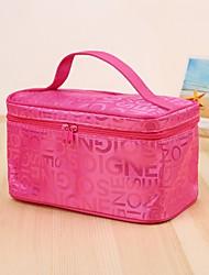 Недорогие -косметическая сумка сумки квартет пакет с большой емкостью с зеркалом туалетная сумка буквы косметический подарок подарок unistyle