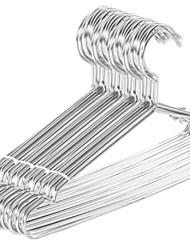 Недорогие -Нержавеющая сталь Многофункциональный Одежда Вешалка, 10 шт.