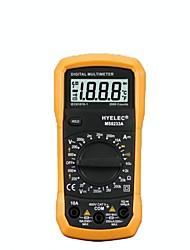 Недорогие -пикметр pm8233a карманный домашний цифровой мультиметр, вольтметр& амперметр
