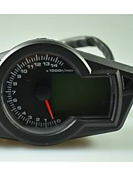 cheap -SH-359 Motorcycle Oil Pressure Gauge / Speedometer for Motorcycles All years Gauge Tachymeter
